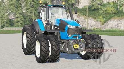 Deutz-Fahr Serie 9 TTV Agrotronadded ruedas duales estrechas para Farming Simulator 2017