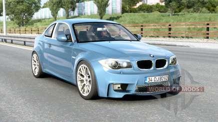 BMW 1M (E82) 2011 v1.9 para Euro Truck Simulator 2