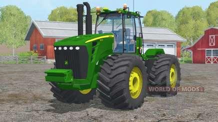 Juan Deere 96ろ0 para Farming Simulator 2015