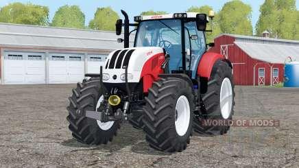 Steyr 6230 CVΤ para Farming Simulator 2015