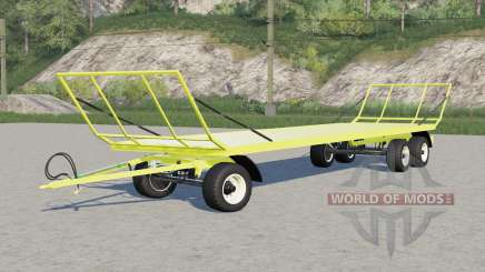 Conow Ballenwagen para Farming Simulator 2017