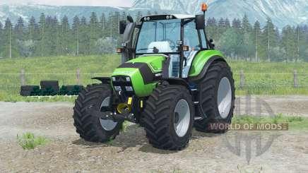 Deutz-Fahr Agrotron TTV 4ვ0 para Farming Simulator 2013