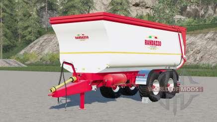 Randazzo T 60 PP para Farming Simulator 2017