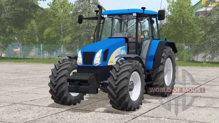 New Holland T5050 selección de energía para Farming Simulator 2017