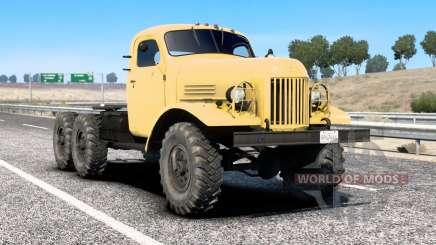SIL-157B v1.4 para American Truck Simulator