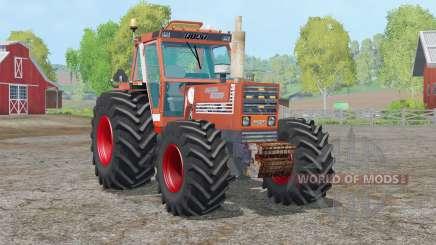 Fiat 1880 DT para Farming Simulator 2015
