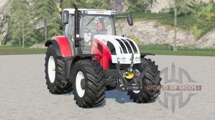 Steyr 6000 CVT〡 parrilla reconfigurable para Farming Simulator 2017