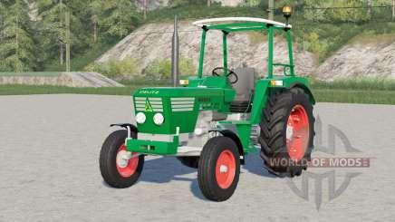 Deutz 4006 para Farming Simulator 2017