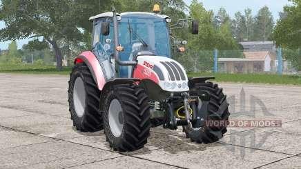 Steyr Kompakt 4095 selección de ruedas para Farming Simulator 2017