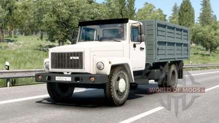 Gaz-3307 v5.0 para Euro Truck Simulator 2