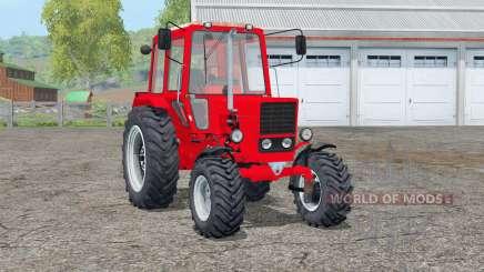 MTK-522 Bielorrusia para Farming Simulator 2015