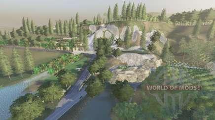 Monti Dauni〡seasons para Farming Simulator 2017