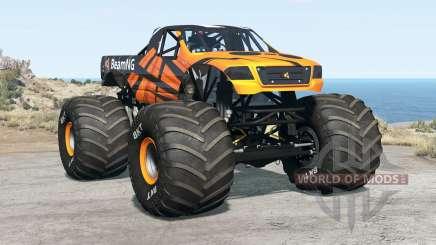 CRD Monster Truck v2.4 para BeamNG Drive