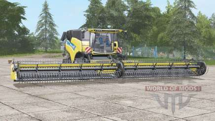 New Holland CR10.90〡wider ruedas para Farming Simulator 2017