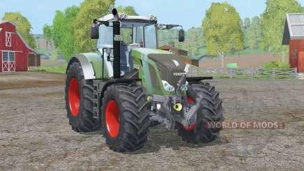 Fendt 828 Variᴑ para Farming Simulator 2015