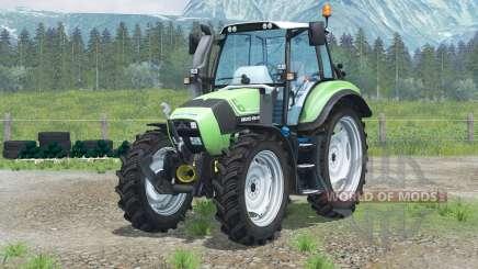 Deutz-Fahr Agrotron TTV 430〡narrow ruedas para Farming Simulator 2013