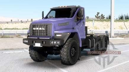Ural Siguiente (44202-5311-74E5) v1.7 para American Truck Simulator