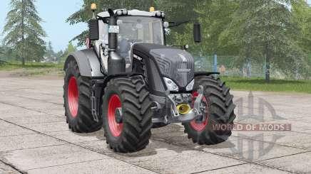 Fendt 900 Vario〡motor configurations para Farming Simulator 2017