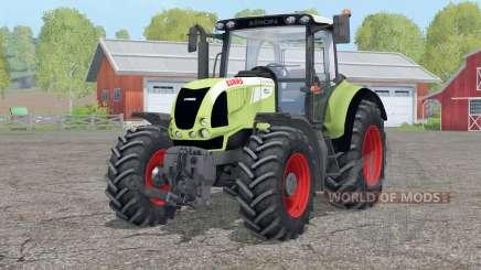 Claas Arion 620〡animated suspensión delantera para Farming Simulator 2015