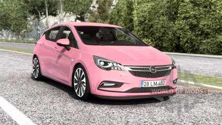 Opel Astra (K) 2015 para American Truck Simulator
