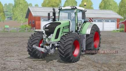 Fendt 939 Velocidad de Vario aumentó para Farming Simulator 2015