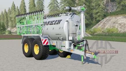 Joskin Modulo2 16000 MEB〡wheels options para Farming Simulator 2017
