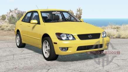 Lexus IS 300 (XE10) Զ001 para BeamNG Drive
