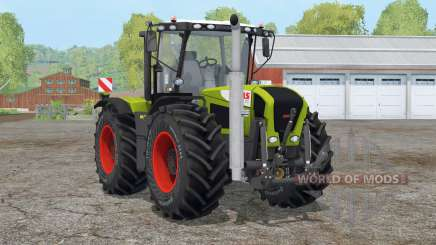 Claas Xerion 3300 Trac VC〡extra pesas para Farming Simulator 2015