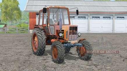 Sonidos del motor MTH-82 Belarus〡n para Farming Simulator 2015
