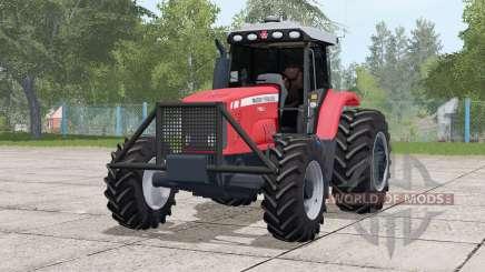 Massey Ferguson 7180〡light ajustado para Farming Simulator 2017