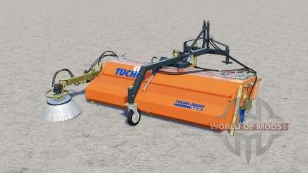 Tuchel-Sweep Plus 590 para Farming Simulator 2017