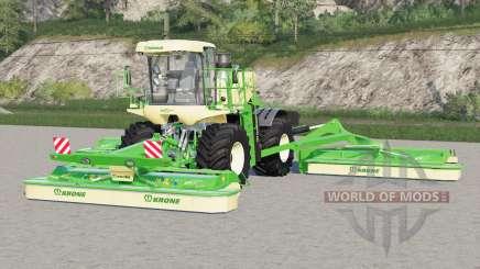 Krone BiG M 500〡tyre selección para Farming Simulator 2017