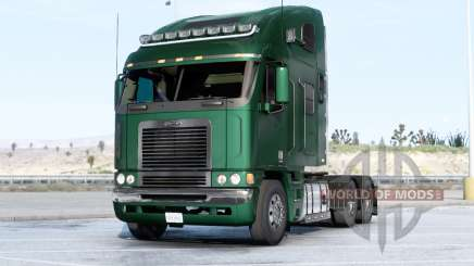 Freightliner Argosy v2.7 para American Truck Simulator