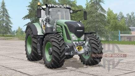 Fendt 900 Vario〡mirrors reflect para Farming Simulator 2017