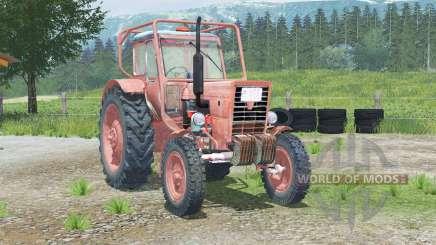 Mth-50 Bielorrusia〡prodefensa cerca para Farming Simulator 2013