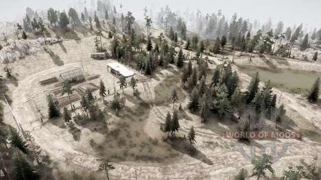 Gambito de los Urales para Spintires MudRunner