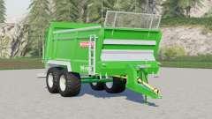 Bergmann TSW 4190 S〡minor fijo y mejoras para Farming Simulator 2017