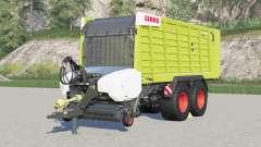 Claas Cargos 9500〡4 configuraciones de la marca de neumáticos para Farming Simulator 2017