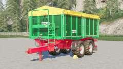 Kroger Agroliner TKD 302〡 neumáticos configurables para Farming Simulator 2017