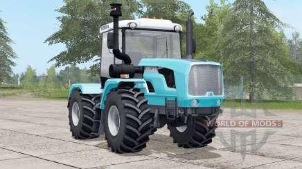 Selección del motor HTH-240K〡 para Farming Simulator 2017