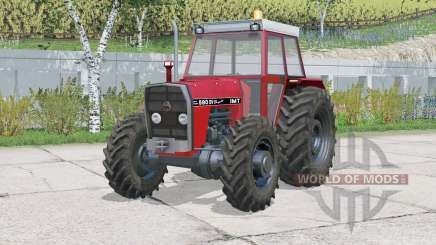 IMT 590 DV DL Control específico para Farming Simulator 2015