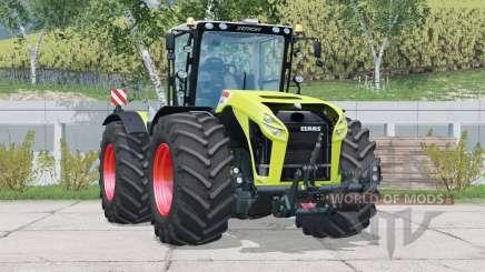 Claas Xerion 4500 Trac VҀ para Farming Simulator 2015