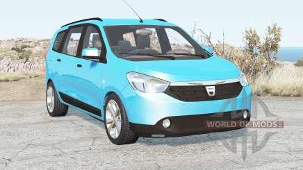 Dacia Lodgy 2012 para BeamNG Drive