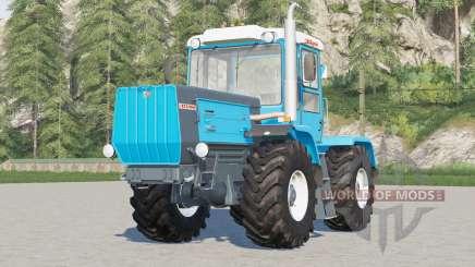 KhTZ-17221-21〡channed color de la suciedad para Farming Simulator 2017