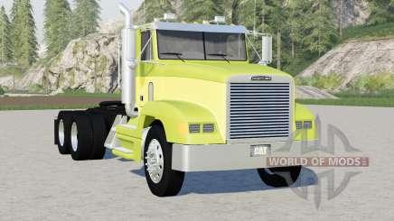 Freightliner FLD 120 Day Cab para Farming Simulator 2017