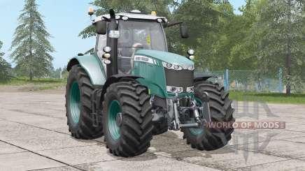 Massey Ferguson 7700 serieȿ para Farming Simulator 2017