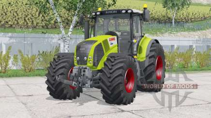 Claas Axion 850〡washable para Farming Simulator 2015