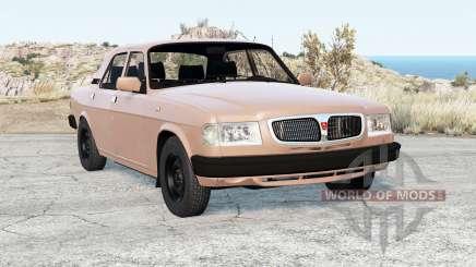 GAZ-3110 Volga v2.0 para BeamNG Drive