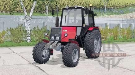MTZ-1025 Bielorrusia capó reclinaciones para Farming Simulator 2015