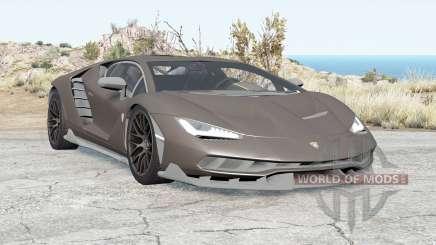 Lamborghini Centenario Coupe 2016 para BeamNG Drive